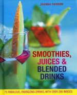 Smoothies, Juices & Blended Drinks