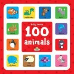 Baby Firsts - 100 Animals