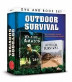Outdoor Survival Dvd Book Gift Set