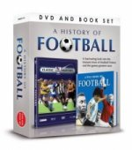 History Of Football Dvd Book Gift Set