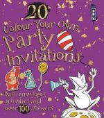 Colour Your Own x20 Invitations To Party