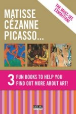 Gold Pack: Matisse Cezanne Picasso