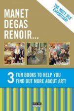 Gold Pack: Manet Degas Renoir