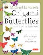 Michael LaFosse's Origami Butterflies