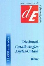 Basic Catalan-English & English-Catalan Dictionary