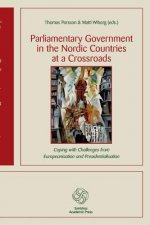 Parliamentary Government in the Nordic Countries at a Crossr