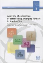 Review of Experiences of Establishing Emerging Farmers in So