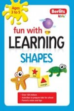 Berlitz Language: Fun with Learning: Shapes (3-5 Years)