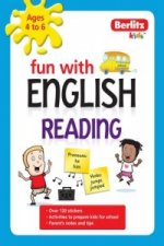 Berlitz Language: Fun with English: Reading (4-6 Years)