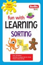 Berlitz Language: Fun with Learning: Sorting (4-6 Years)