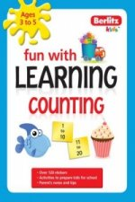 Berlitz Language: Fun with Learning: Counting (3-5 Years)