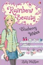 Rainbow Beauty Blueberry Wishes