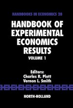 Handbook of Experimental Economics Results