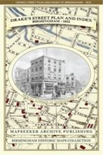 James Drake's Street Plan and Index of Birmingham 1832