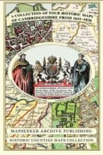 Collection of Four Historic Maps of Cambridgeshire from 1611
