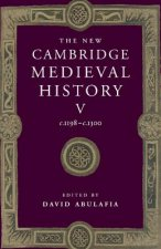 The New Cambridge Medieval History: Volume 5, c.1198–c.1300