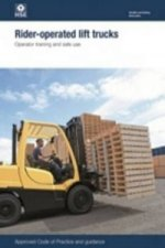 Rider-operated lift trucks