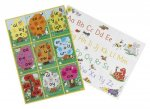 Jolly Phonics Alternative Spelling & Alphabet Poster (in Pri