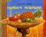 Handa's Surprise in Gujarati and English