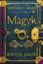 Septimus Heap - Magyk, English edition