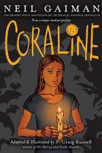 Coraline, The Graphic Novel