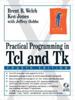Practical Programming in Tcl & Tk, w. CD-ROM