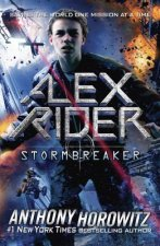 Stormbreaker, English edition