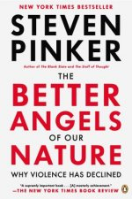 The Better Angels of Our Nature. Gewalt, englische Ausgabe