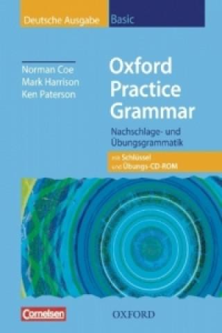 Oxford Practice Grammar, Basic Deutsche Ausgabe Schlüssel u. CD-ROM