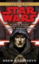 Star Wars, Darth Bane. Path of Destruction. Star Wars, Darth Bane. Schöpfer der Dunkelheit, englische Ausgabe