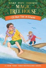Magic Tree House #28 High Tide In Hawaii