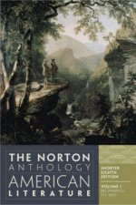 The Norton Anthology of American Literature (Shorter Eighth Edition). Vol.1