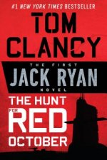 The Hunt for Red October. Jagd auf Roter Oktober, englische Ausgabe