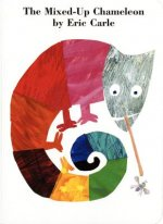 Mixed-Up Chameleon Board Book