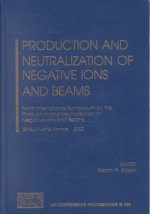 Production and Neutralization of Negative Ions and Beams