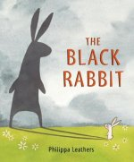 The Black Rabbit. Schwarzhase, engl. Ausg.