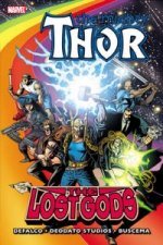 Thor, The Lost Gods
