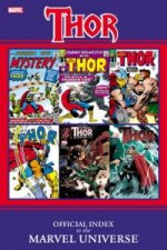 Thor, Official Index to the Marvel Universe