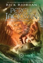 Percy Jackson, The Sea of Monsters