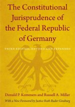 Constitutional Jurisprudence of the Federal Republic of Germany