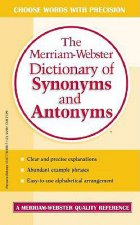 Merriam-Webster Dictionary of Synonyms and Antonyms