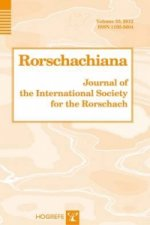 Rorschachiana. Yearbook of the International Rorschach Society / Rorschachiana, 1