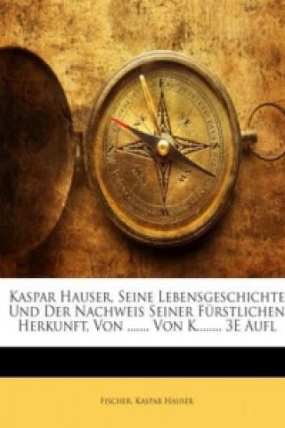 Kaspar Hauser, Seine Lebensgeschichte und der Nachweis seiner fürstlichen Herkunft.
