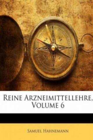 Reine Arzneimittellehre, Sechster Theil, Zweite Auflage