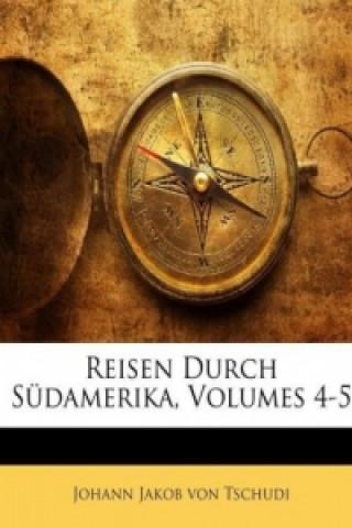 Reisen durch Südamerika, Vierter Band. Bd.4