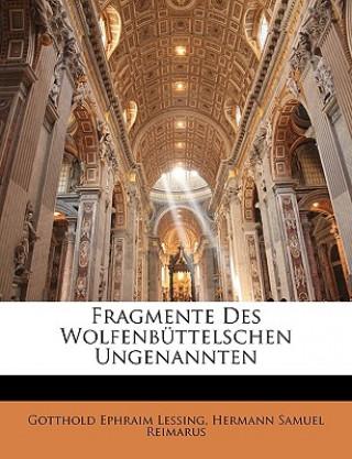 Fragmente Des Wolfenbüttelschen Ungenannten, Vierte Auflage