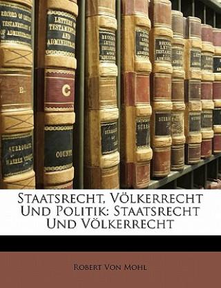Staatsrecht, Völkerrecht und Politik: Staatsrecht und Völkerrecht