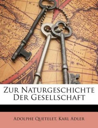 Zur Naturgeschichte der Gesellschaft