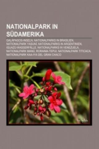 Nationalpark in Südamerika