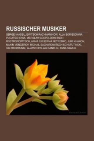 Russischer Musiker